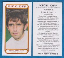 Leeds United Rod Belfitt